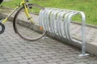 Stojan pro jízdní kola - do země / na zeď
